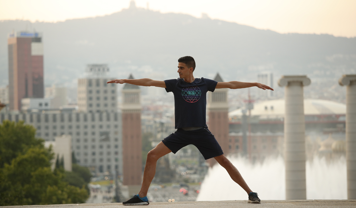 Entrevistamos al campeón olímpico Joel González, uno de los protagonistas de YogaFit número 3