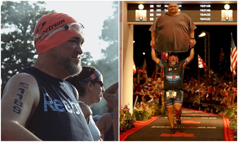 De la gran obesidad al Ironman de Hawai: ¡finisher tras perder 110 kilos!