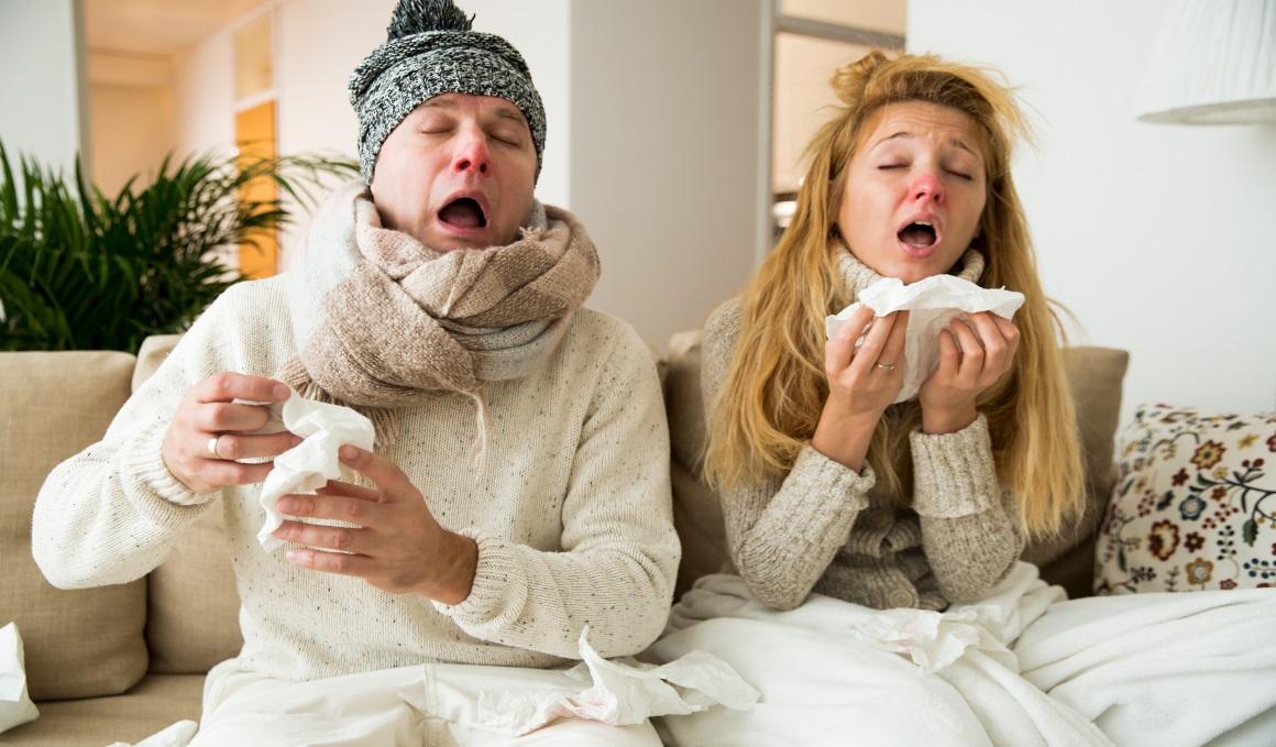 Este otoño, evita la gripe
