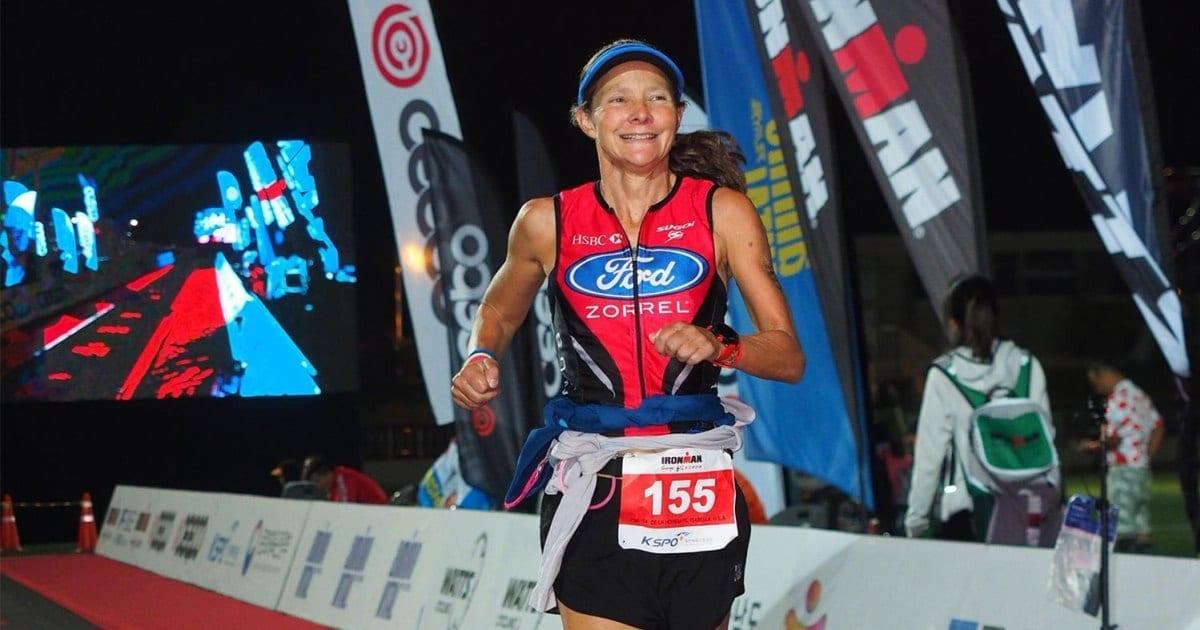 """Le dieron cuatro meses de vida por un cáncer de pulmón...¡y ahora es finisher del Ironman de Hawai"""""""