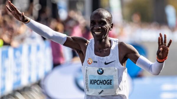 ¿Cuánto tiempo eres capaz de correr al ritmo de Eliud Kipchoge?