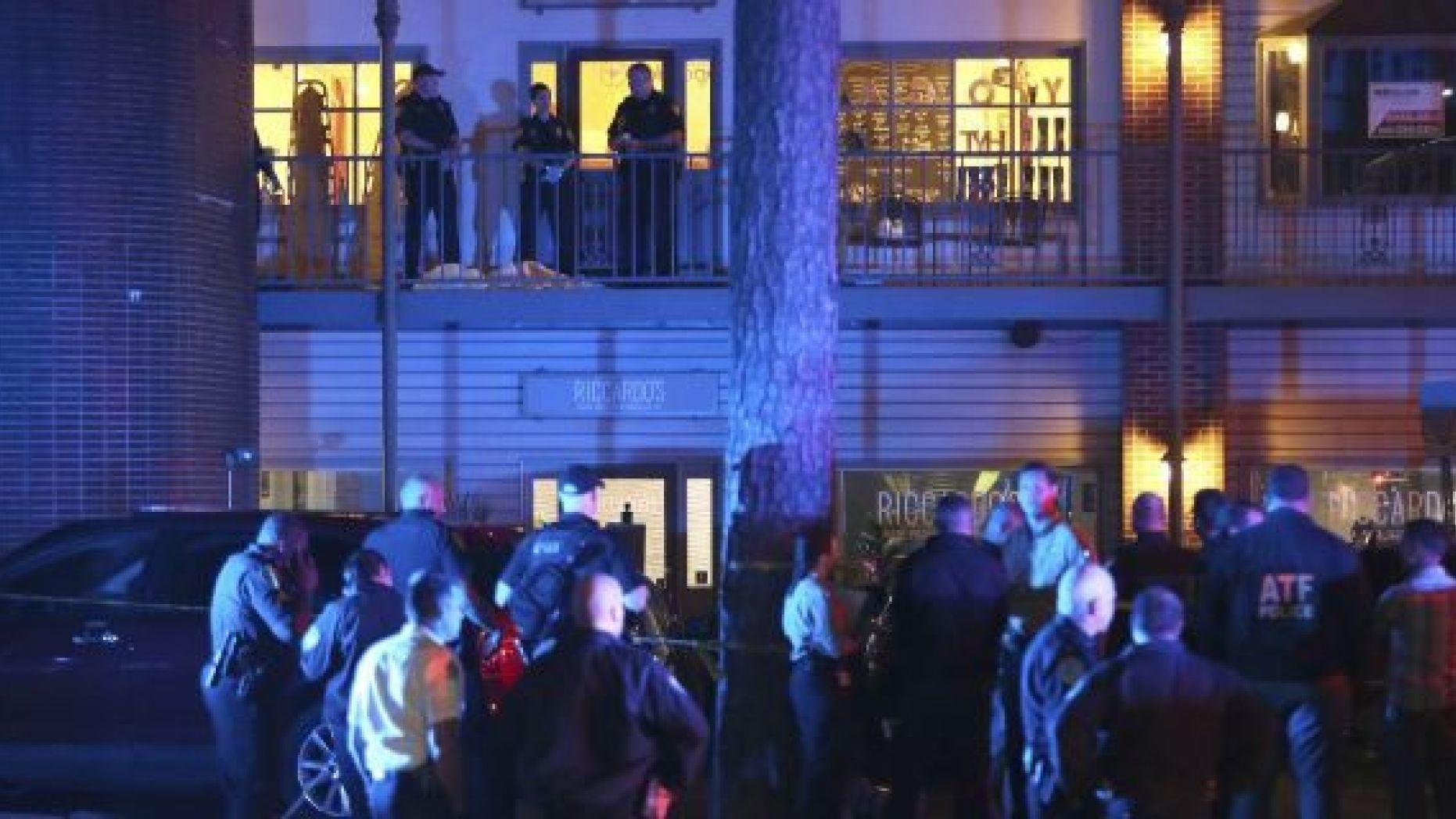 Tres muertos en un ataque en un estudio de yoga