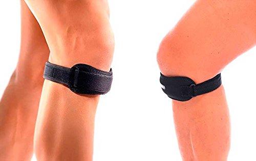 ¿Merece la pena llevar la cintilla rotuliana para protegernos cuando corremos?