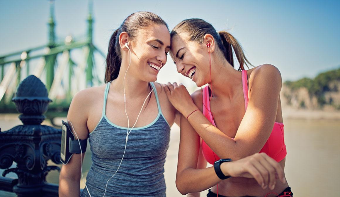 ¿Entrenas con música? ¡Cuéntanos y entra en el sorteo de unos auriculares Bluetooth y una suscripción de un año a Sport Life!