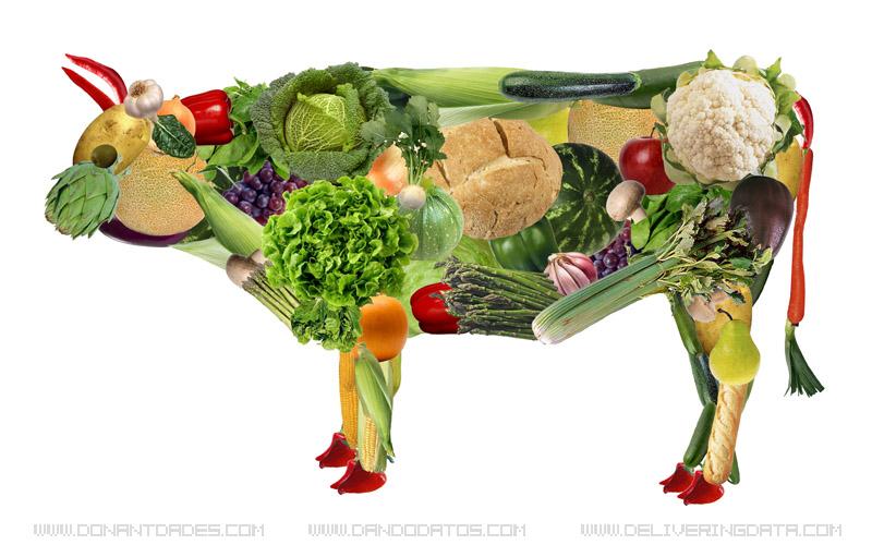 ¿Vegetariano de un día para otro o mejor en progresión?