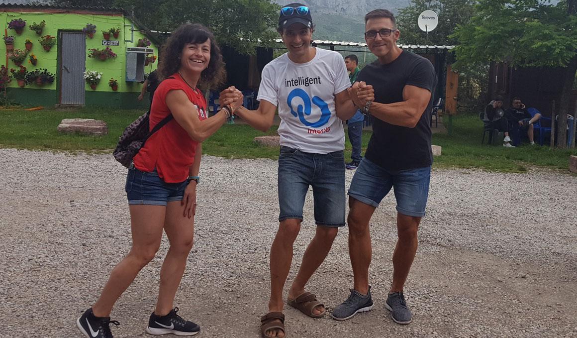 Entrevistamos a los Campeones de Europa de Culturismo Natural, Reyes Rodríguez y Juan Manuel García Ferreras