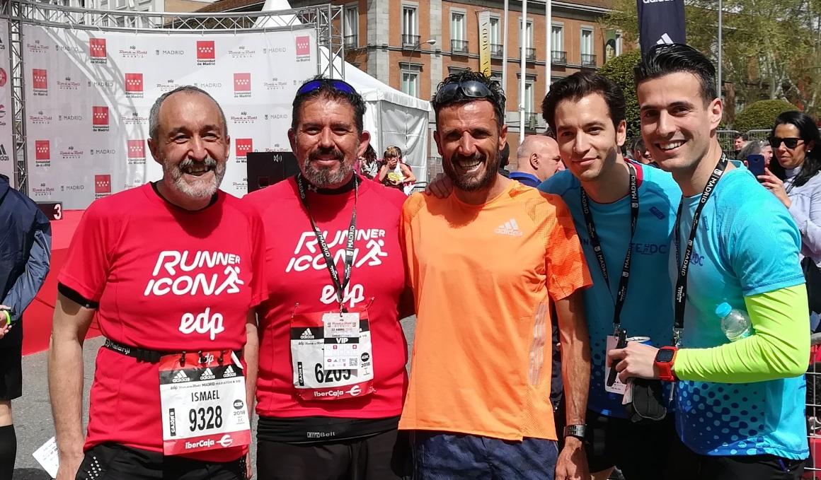 Cuatro corredores con discapacidad visual participarán en la Behobia-San Sebastián