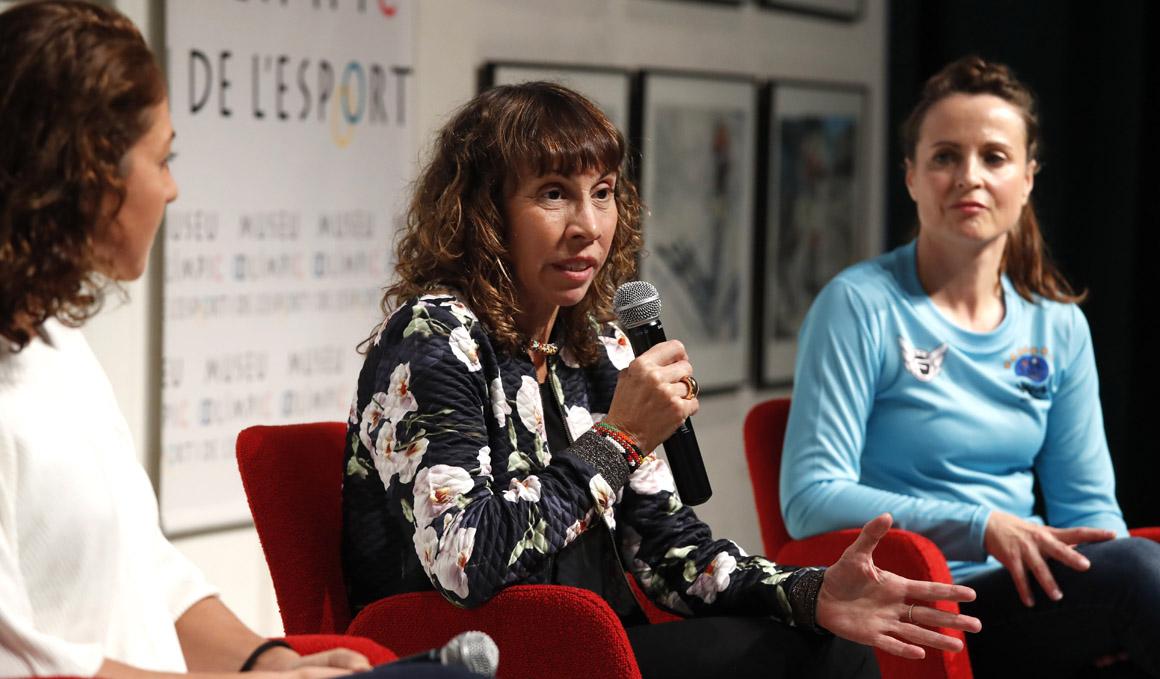 María José Moscoso, un ejemplo de cómo el deporte puede ayudar en la lucha contra el cáncer