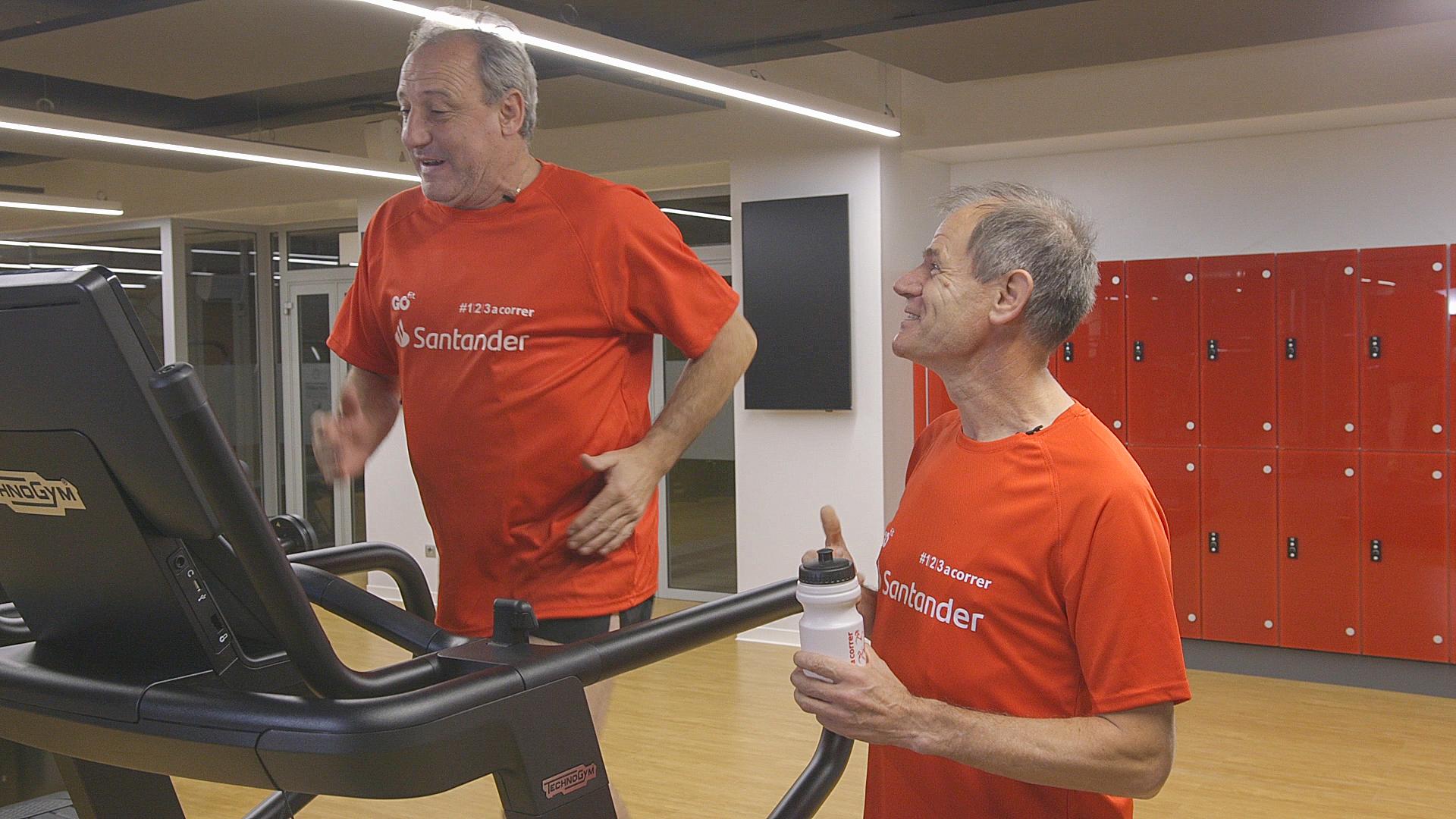 Fermin Cacho se estrenará en el Zurich Maratón de Sevilla con Abel Antón de entrenador