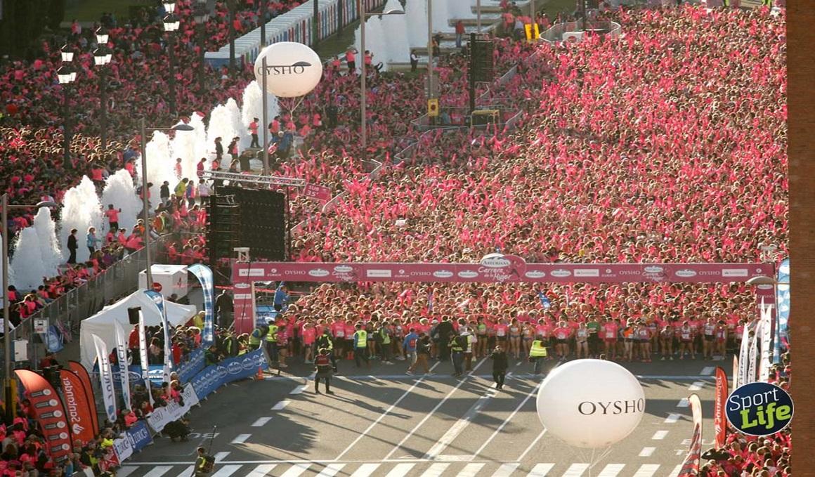 Las 50 mejores fotos de la Carrera de la Mujer de Barcelona