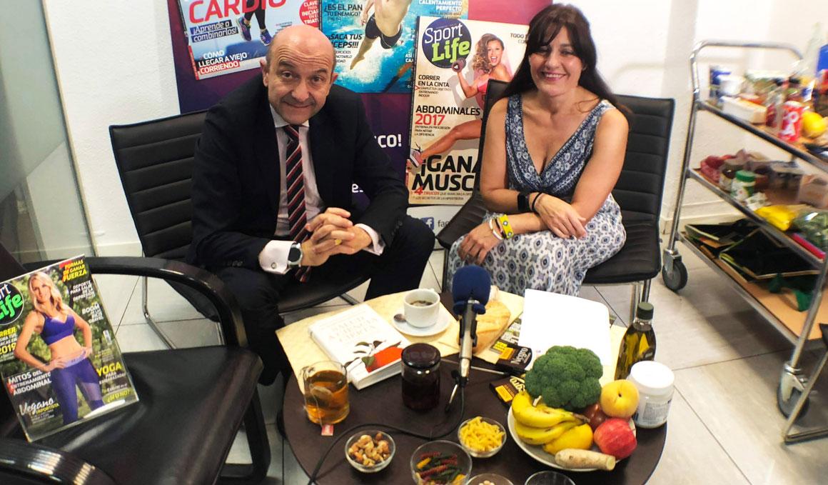 Vídeo de la entrevista al Dr. Miguel Ángel Martínez-González, el experto mundial en Dieta Mediterránea
