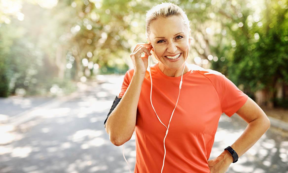 Practicar deporte en la menopausia