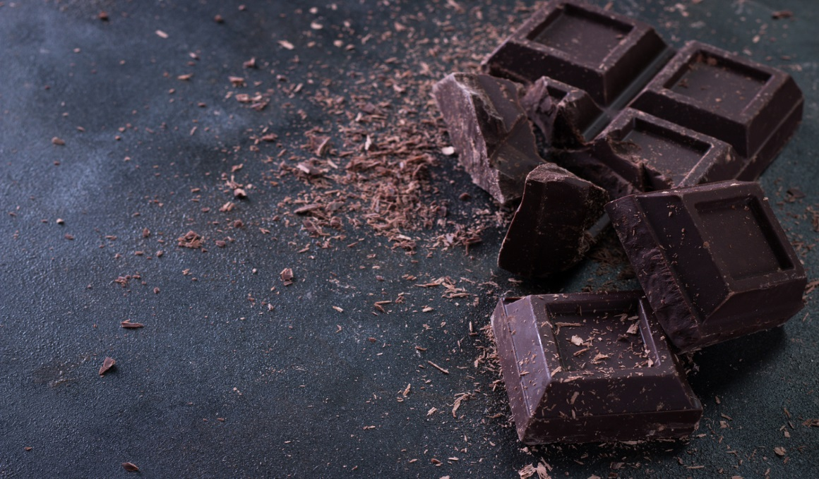 Los beneficios del chocolate negro