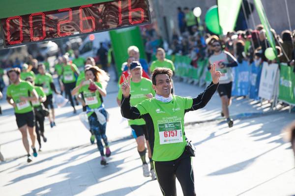 En marcha contra el cáncer Barcelona