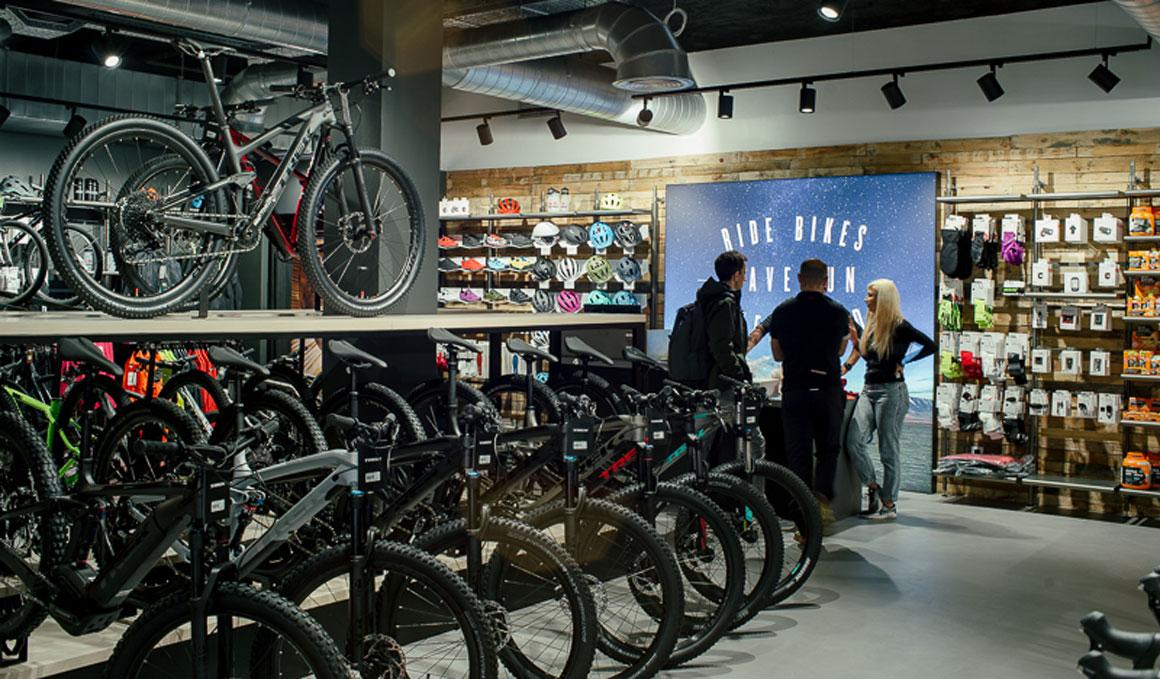 Trek abre dos nuevas tiendas propias en Barcelona y Madrid