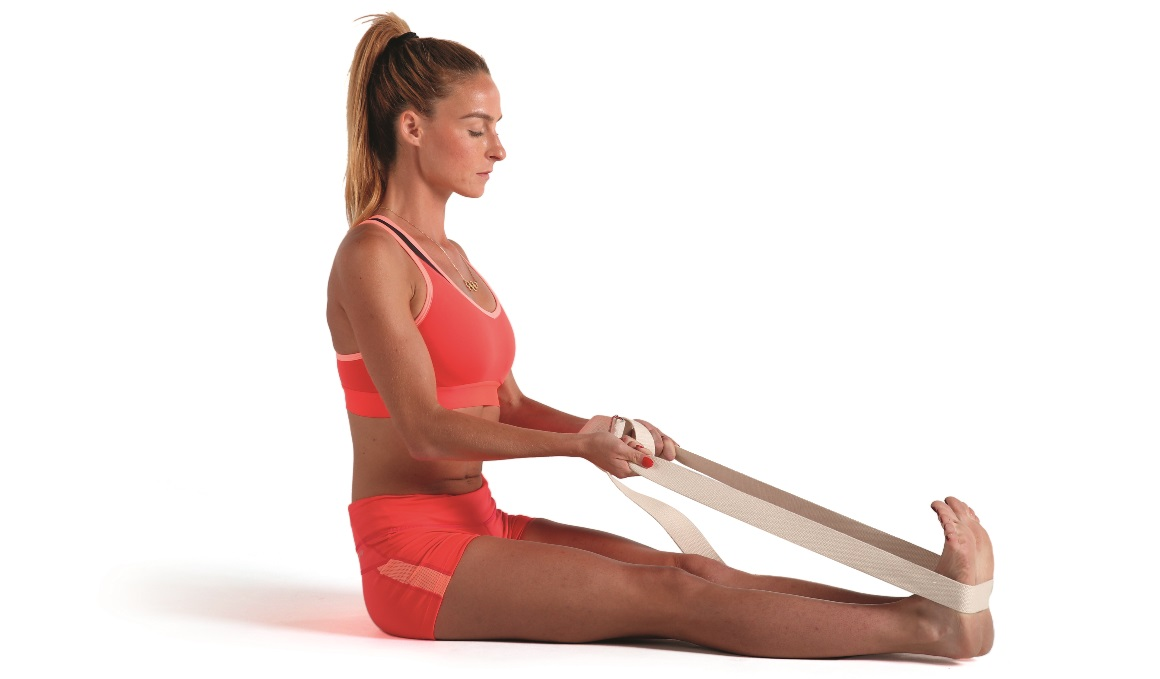"""La atleta olímpica Raquel González: """"El yoga es sinónimo de paz"""""""