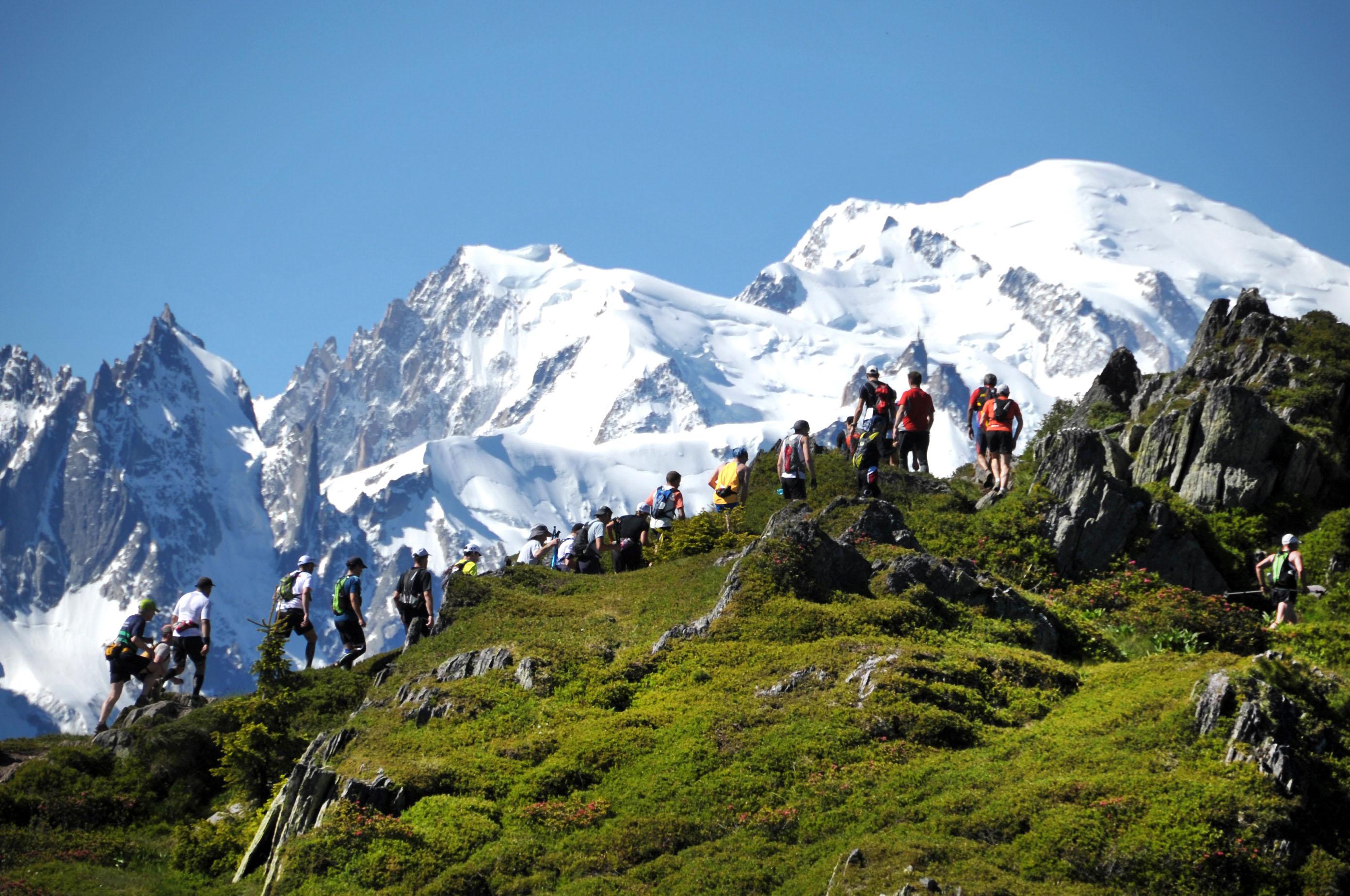 Viaje al Maratón del Mont Blanc