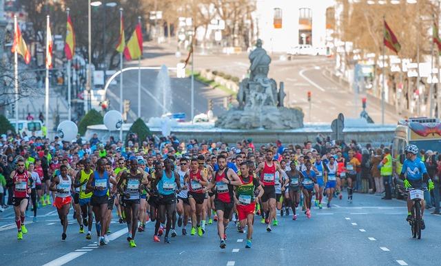 Consigue tu dorsal para el Movistar Medio Maratón de Madrid por 19 euros