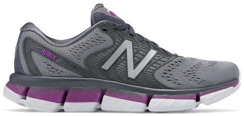 Rubix, las nuevas zapatillas para pronadores de New Balance inspirada en los peraltes de los velódromos