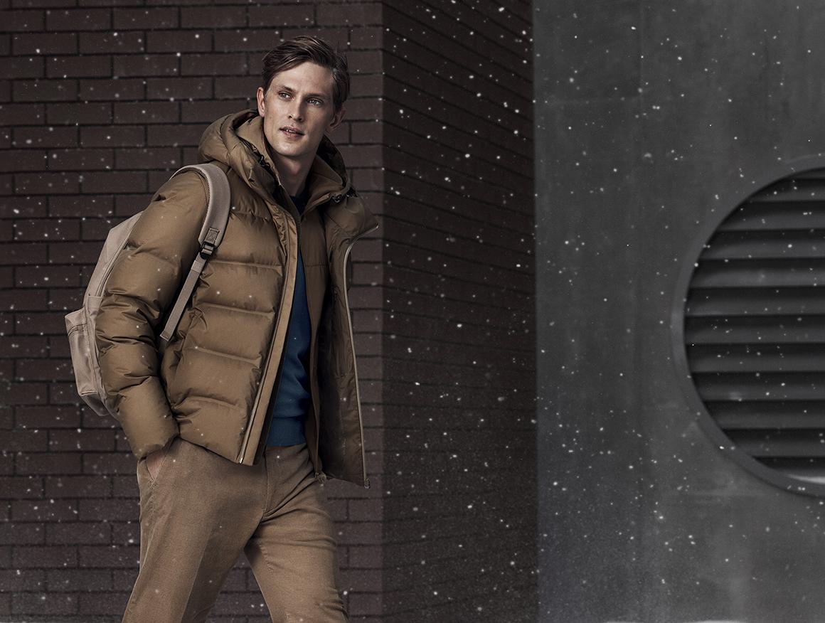 Ya están aquí las nuevas prendas de abrigo de Uniqlo