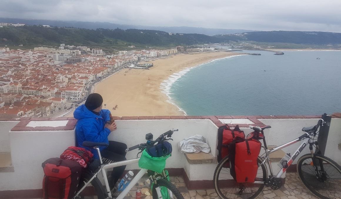 Del Miño al Guadiana en bicicleta