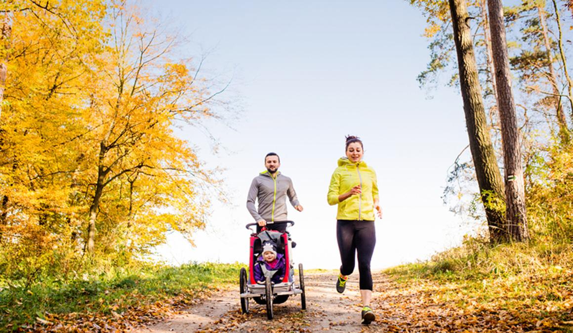 Cómo vivir un otoño más sano, activo y natural