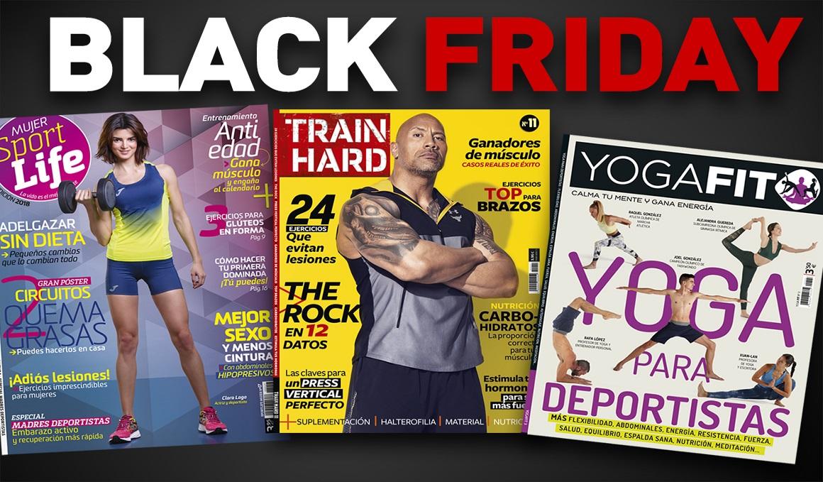 Compra Sport Life Mujer, Train Hard 11 y YogaFit 3 sin gastos de envío durante las próximas 72 horas