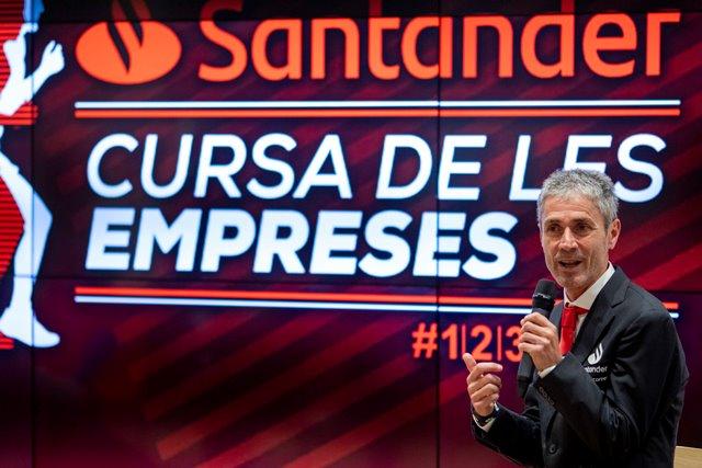¿Podrás ganar Martín Fiz la Carrera de las Empresas vestido de traje?