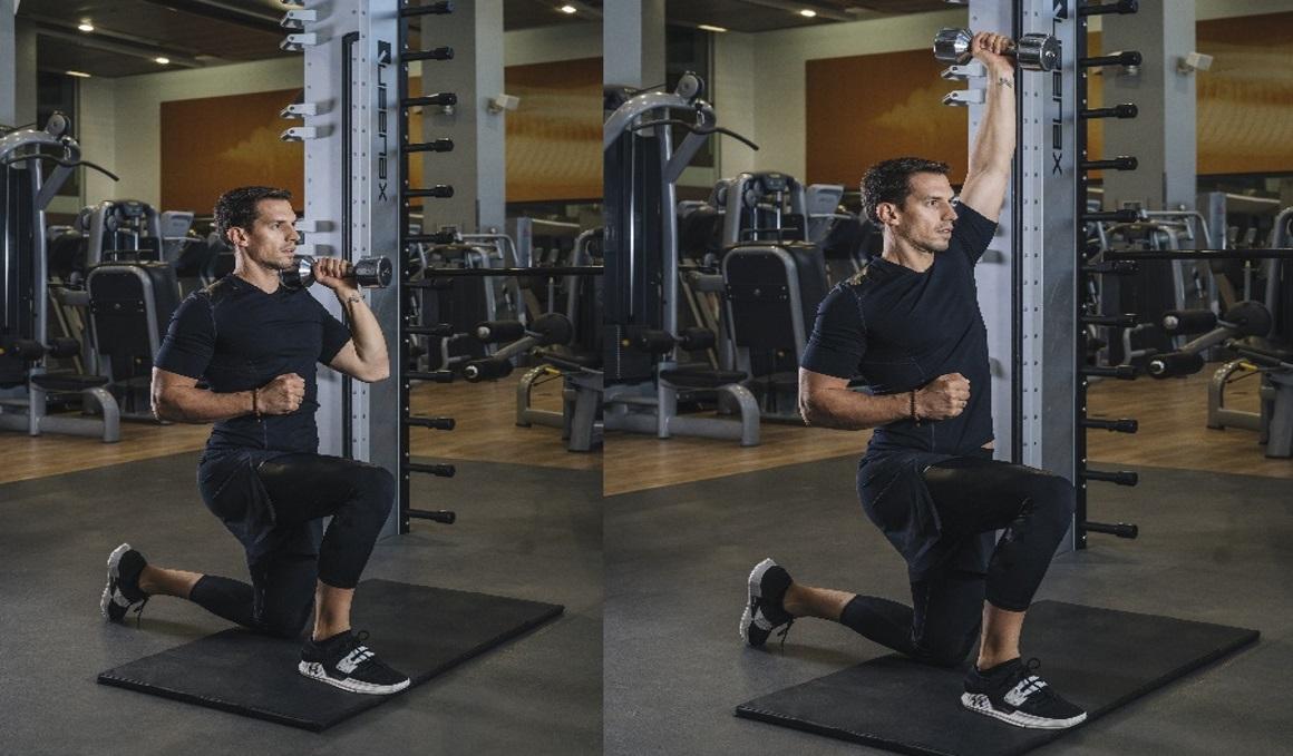8 ejercicios para novatos en el gimnasio