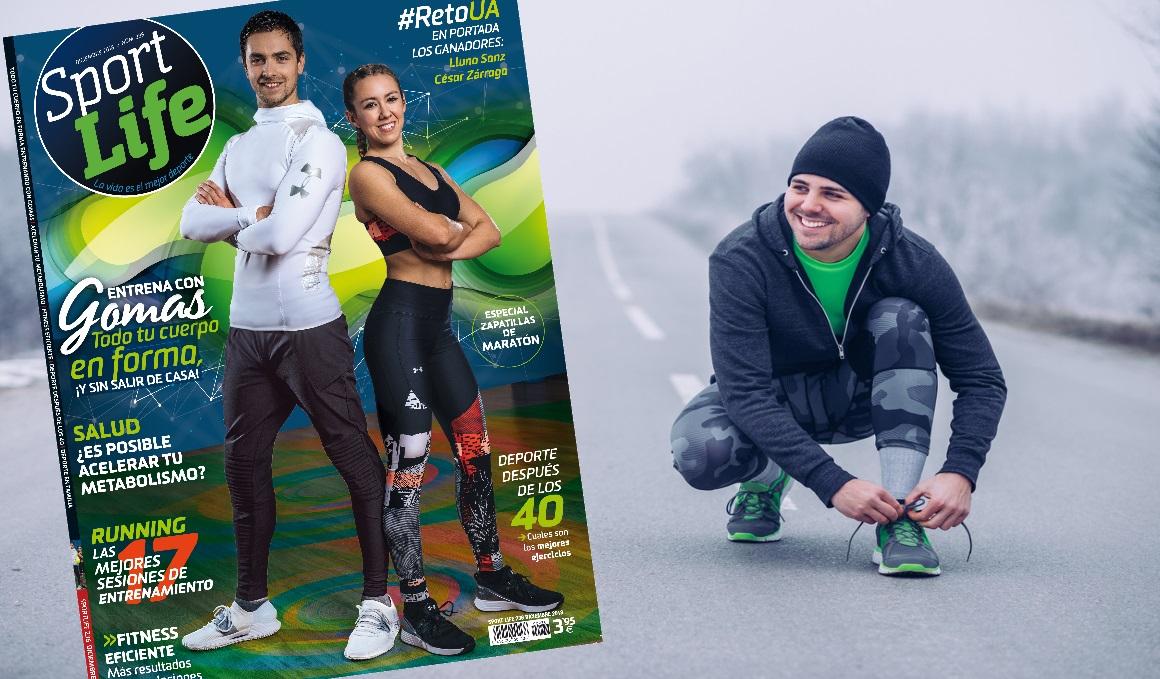 La nueva Sport Life de diciembre ya está aquí y viene preparada para el frío
