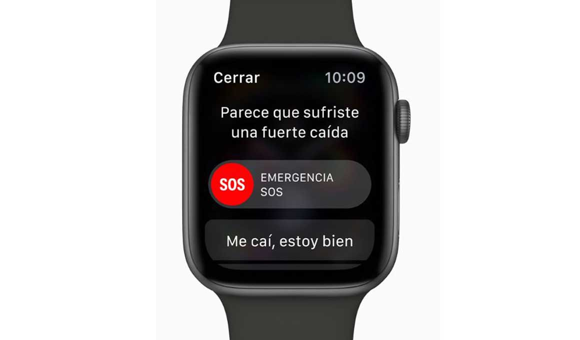 El smartwatch que te puede salvar la vida