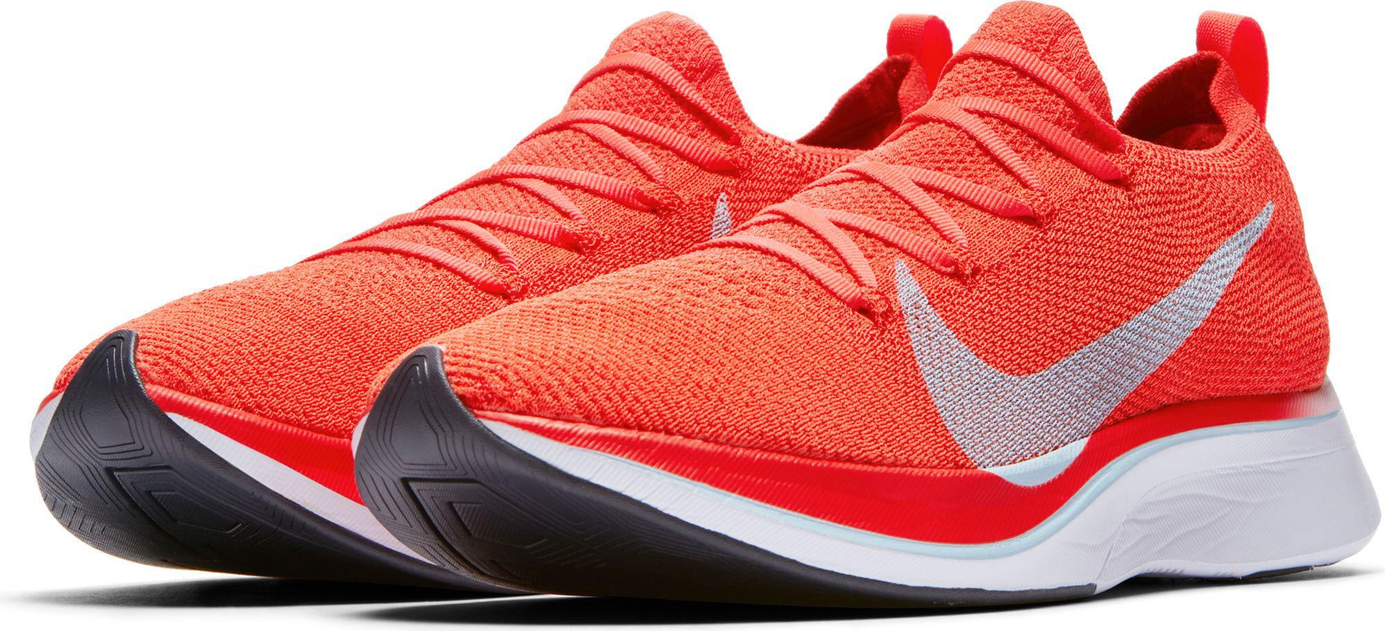 """Probamos las Nike Vaporfly 4%. ¿tanto ayuda como para que algunos profesionales hablen de """"doping"""" por correr con ellas?"""