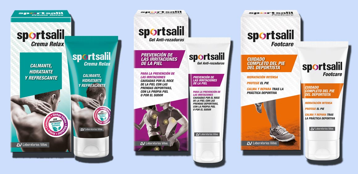 Sportsalil presenta novedades para los que disfrutamos del deporte