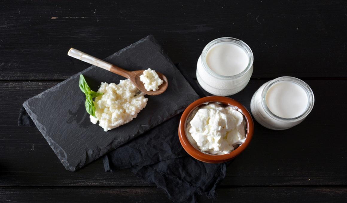 Cómo preparar tu propio kéfir de leche o de agua