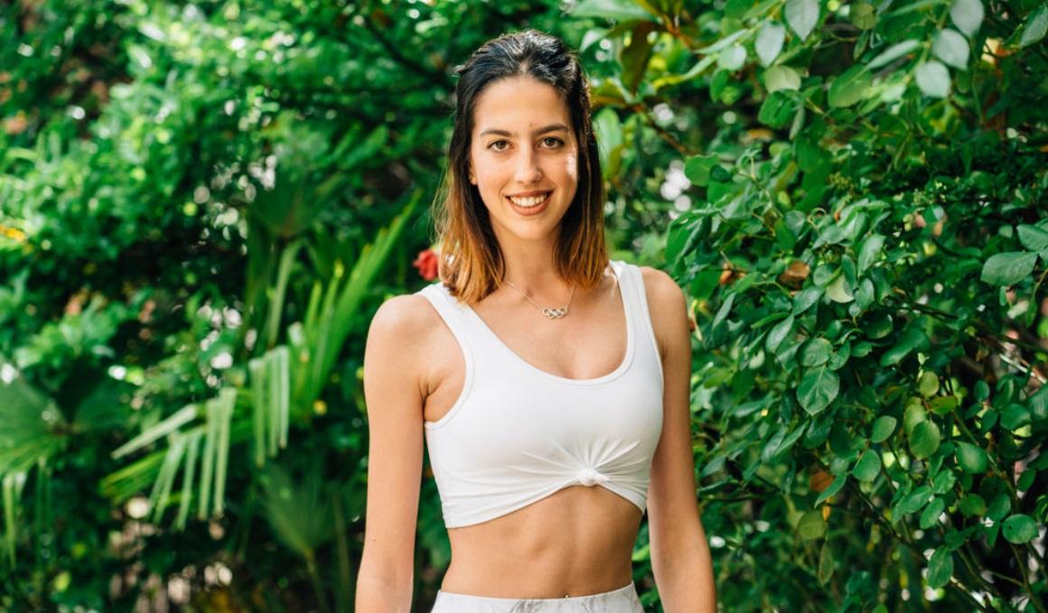 """Alejandra Quereda, medallista olímpica: """"El yoga me está ayudando a recuperarme"""""""