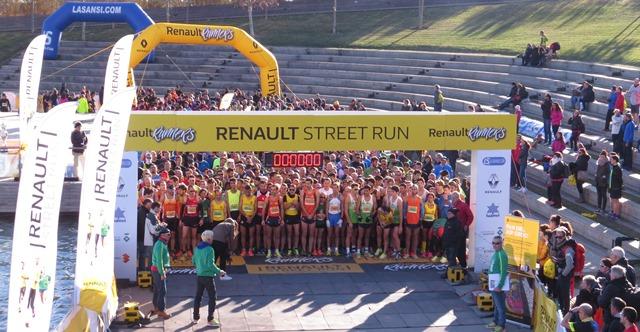 Últimas inscripciones para la Renault Street Run de Viladecans