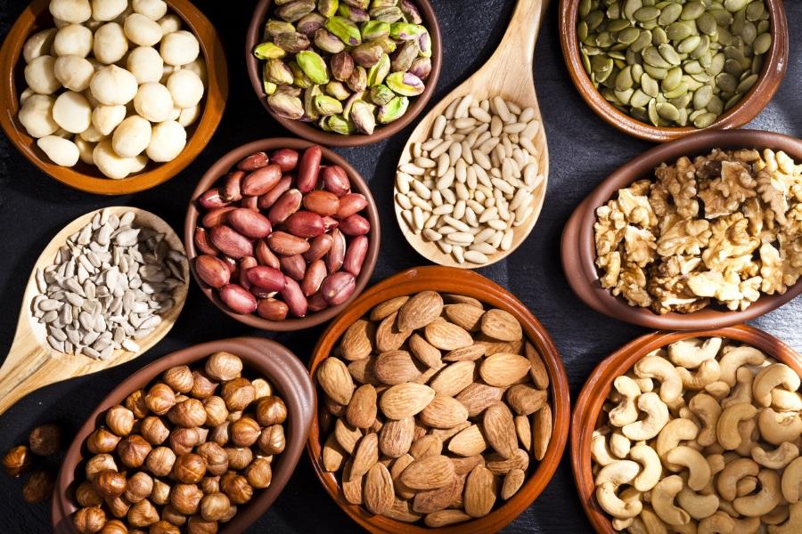 Alimentos ricos en hierro de origen vegetal