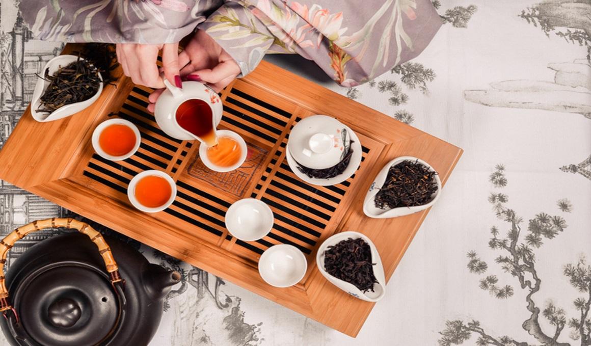 ¿Sabes preparar correctamente el té rojo?