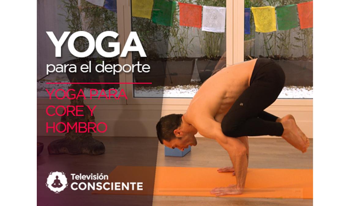 Nuevos vídeos de yoga para deportistas