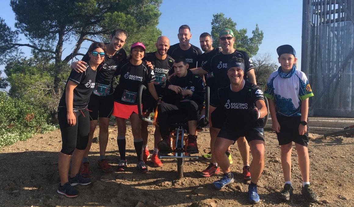Egoísmo Positivo se vuelca con el Trail Run