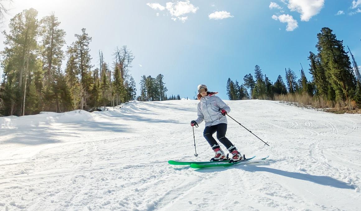Retrasa la fatiga esquiando con estos ejercicios