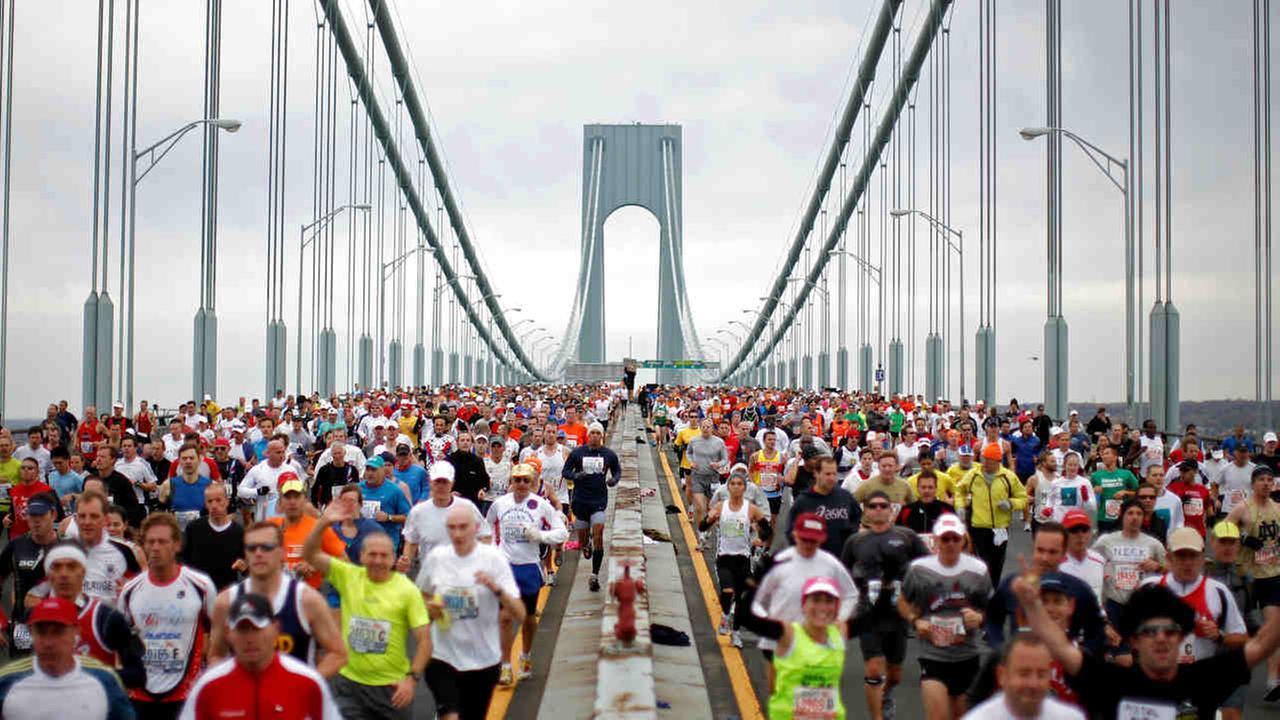 ¡El mundo es un gran lugar para correr!