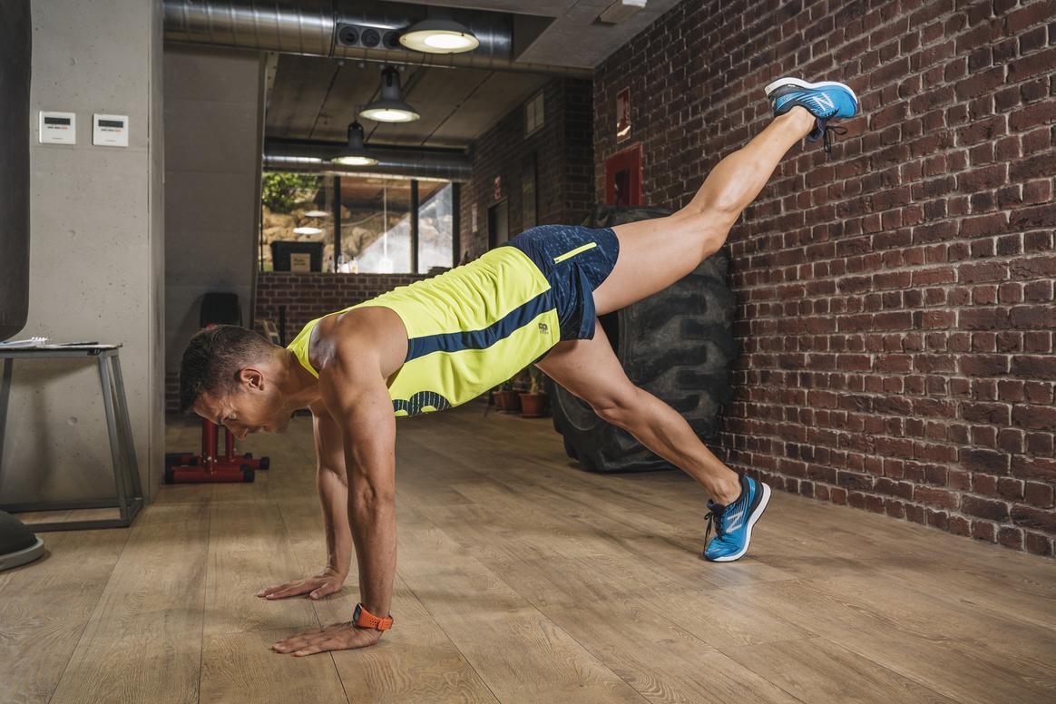 ¿Tienes 8 minutos al día para ganar fuerza y mantener la forma?