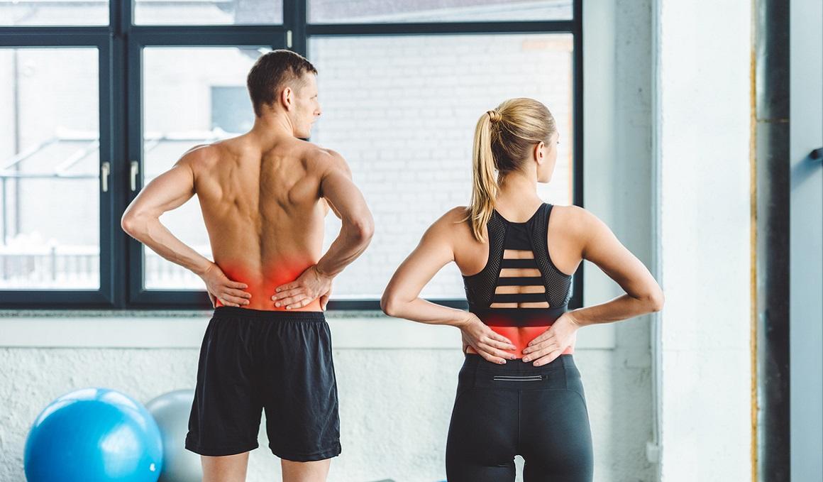 Cómo evitar el dolor lumbar cuando hacemos deporte