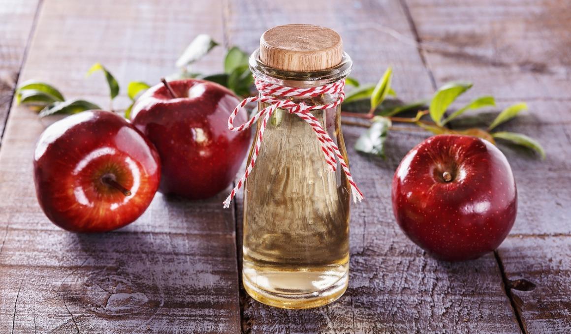 ¿Vinagre de manzana para mejorar la salud?