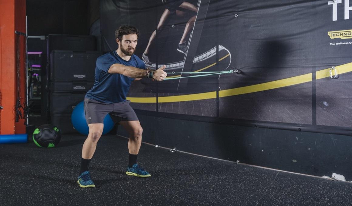 6 ejercicios de core si eres esquiador