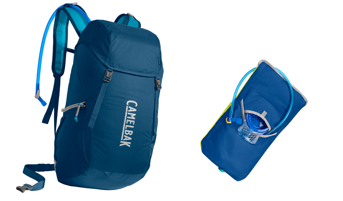 Sorteamos 4 mochilas Camelbak Arete 22