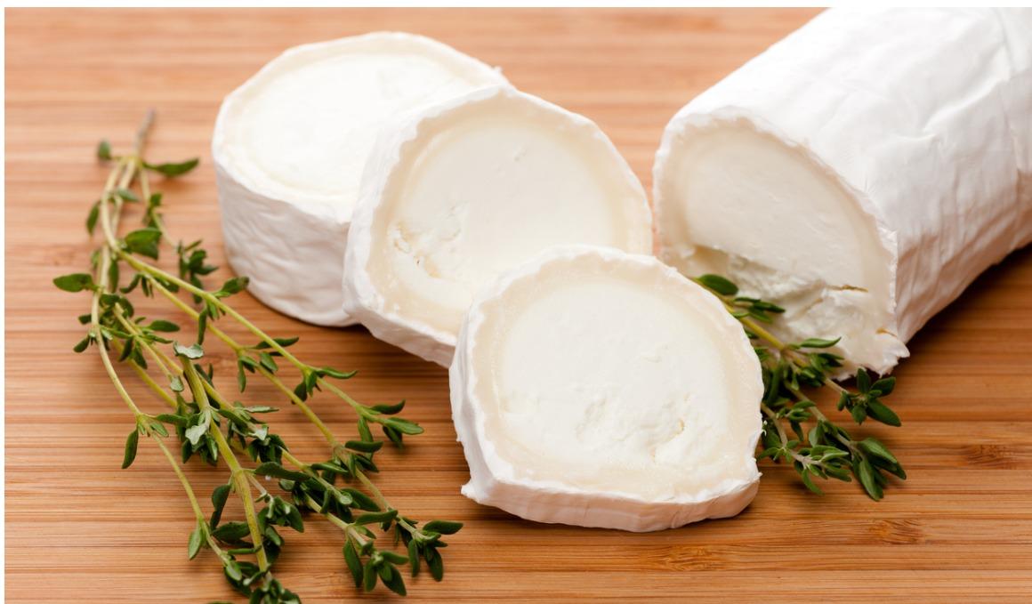 Por qué el queso de cabra es tan bueno
