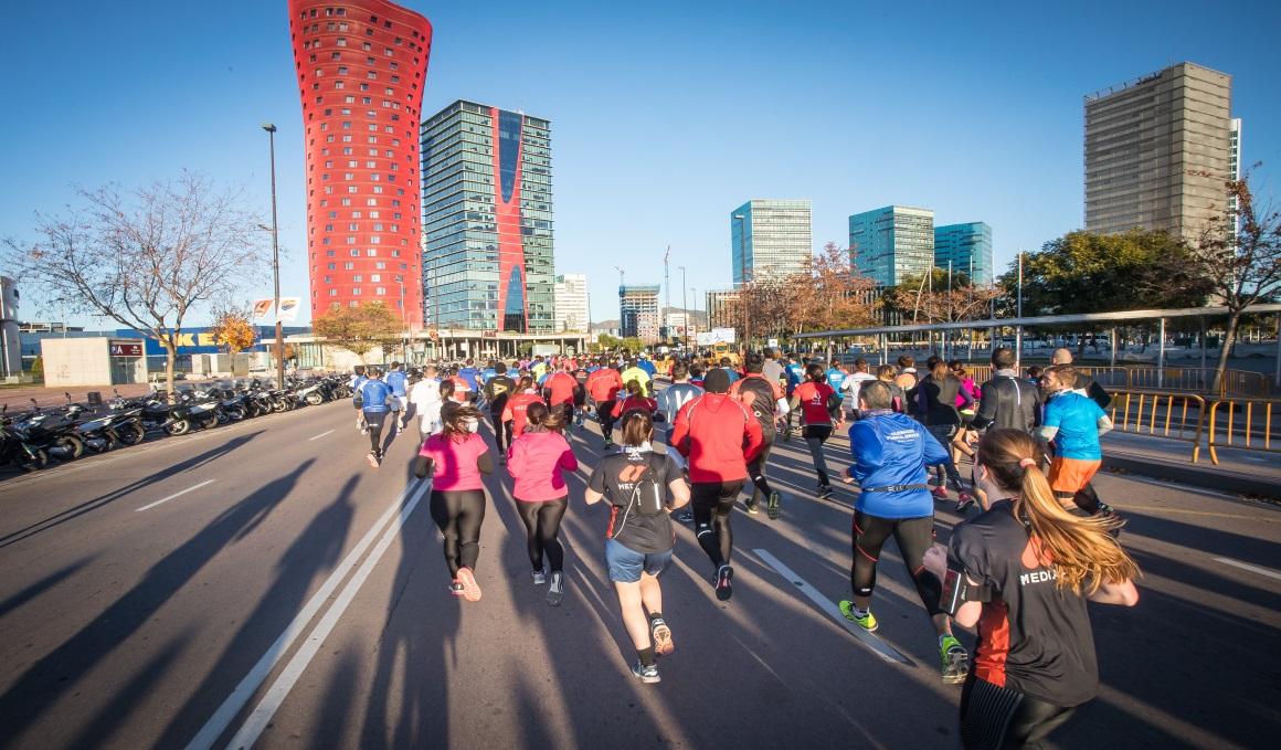 La Santander Cursa de les Empreses reunirá a 3000 participantes