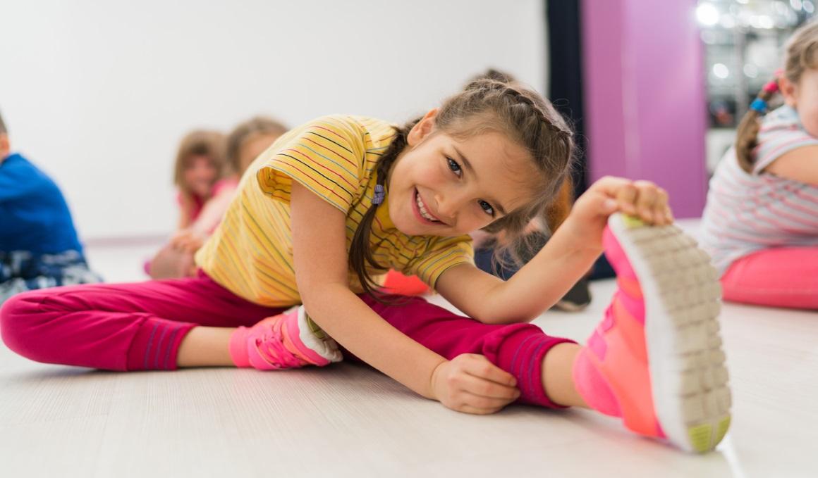 ¿Los niños necesitan estirar?